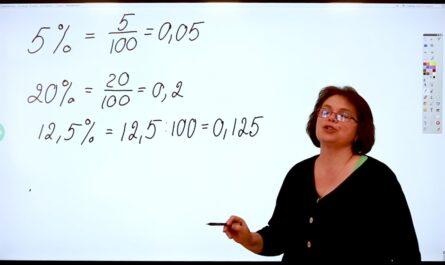 5 класс// МАТЕМАТИКА // Урок 1// Проценты