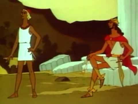 Легенды и мифы древней Греции! сборник мультфильмов