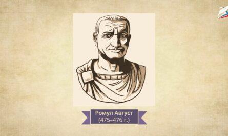 Римская империя при Константине. Взятие Рима варварами