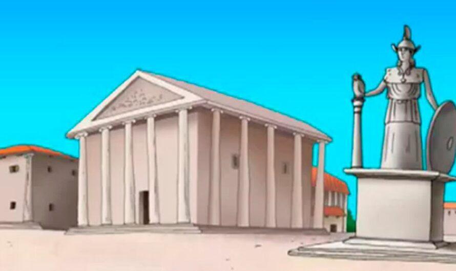 Развивающие мультфильмы – История  Древней Греции
