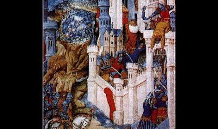 Взятие  Рима варварами. История 5 класс.