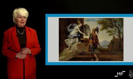 Открытый урок: Начальная школа. 3 класс. Мифы Древней Греции: Храбрый Персей.