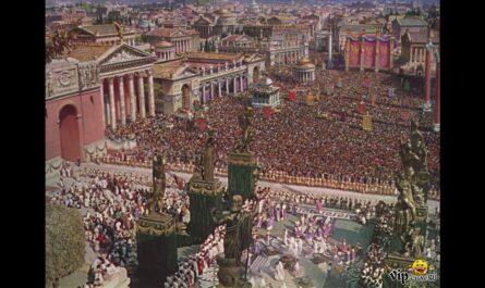 Падение Рима или кто и как уничтожил Римскую империю .