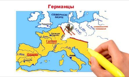 Всеобщая история. Римская империя. Соседи Римской империи