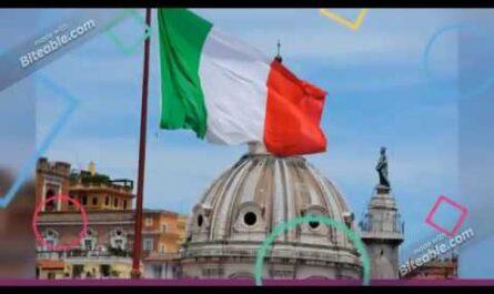 На юге Европы - Италия