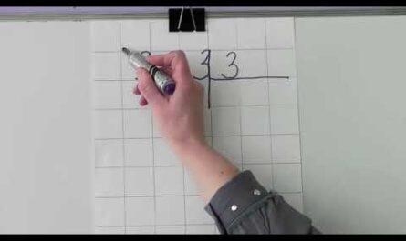 3 класс. Математика. Письменное деление трёхзначного числа на однозначное вида 963: 3