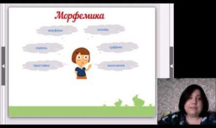 Разделы лингвистики 5 класс