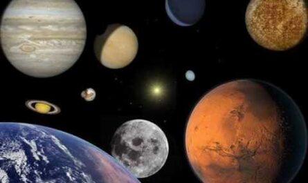 """Считалочка """"Планеты Солнечной системы"""". Наше всё!"""
