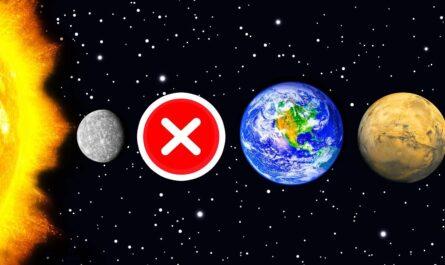Что будет, если исчезнет планета из Солнечной Системы