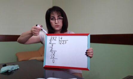 Урок 56. ОНЛАЙН УРОК. МАТЕМАТИКА. 3 КЛАСС.  Проверка деления трехзначного числа на однозначное