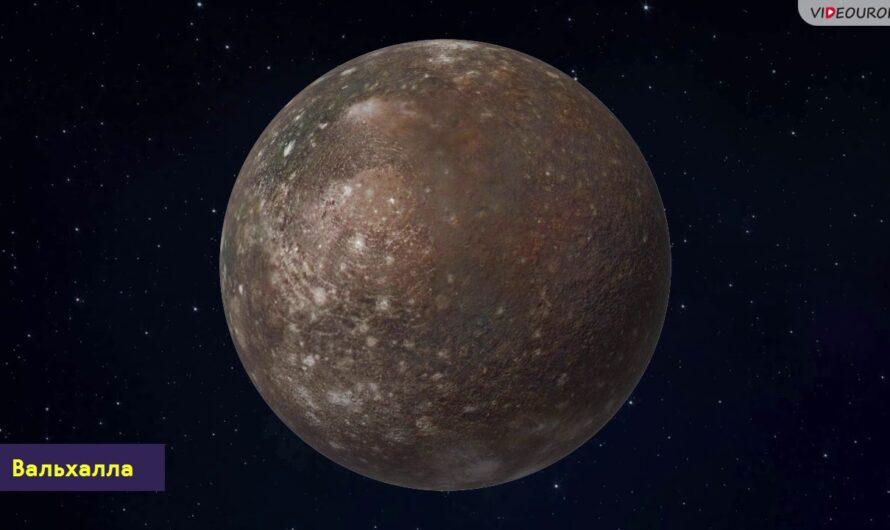 Видеоурок по физике и астрономии «Спутники планет»