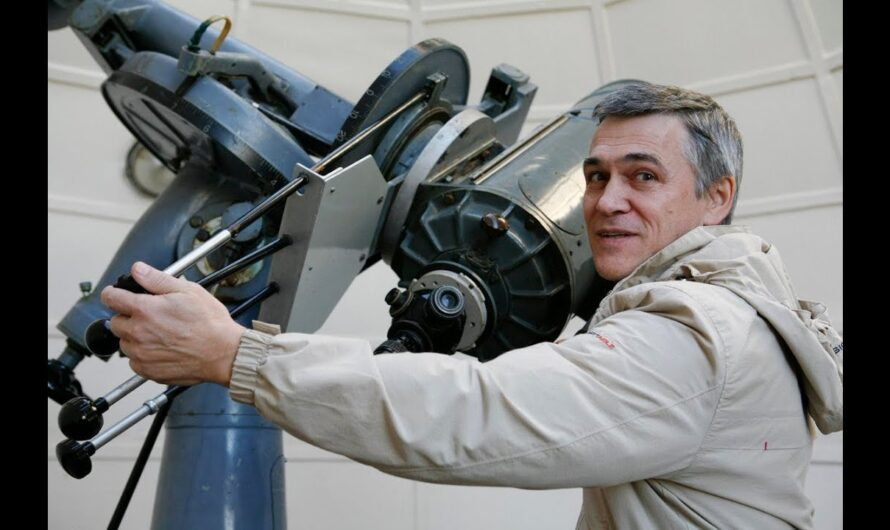 Малые тела солнечной системы. Владимир Сурдин.