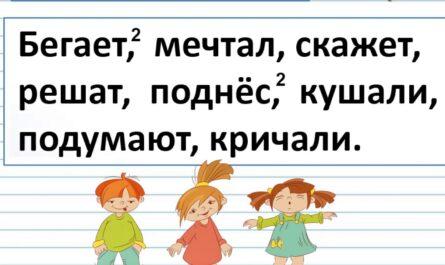 Русский язык   3 класс   Изменение глаголов по временам   Карловская В П