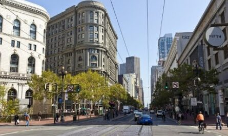 Сан Франциско. Пешком по знаменитым местам