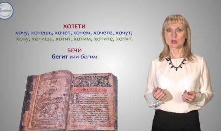 Русский язык 6 класс. Разноспрягаемые глаголы