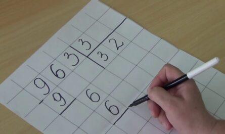 3 класс. Математика. Письменное деление трёхзначного числа на однозначное (вида 963 : 3)