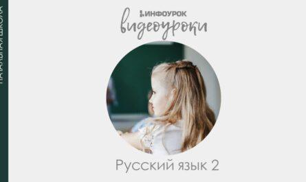 Написание заглавной буквы | Русский язык 2 класс #9 | Инфоурок