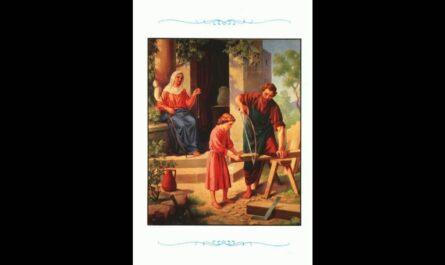 11 Мальчик Иисус в Назарете