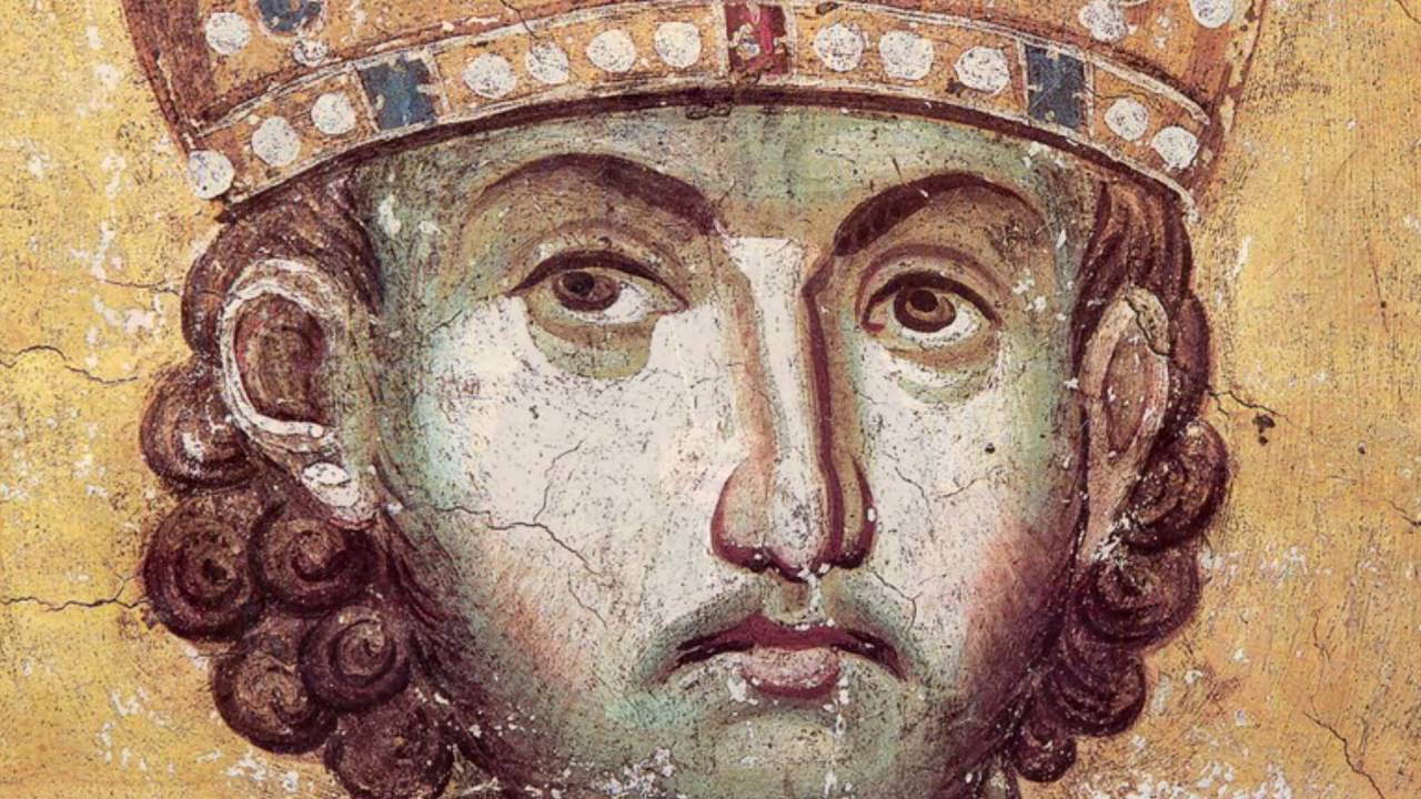 Император Константин и христианство