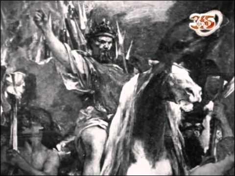 Закат Римской империи.