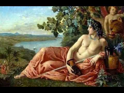 Мифы Древней Греции. Боги (ч.3/10, аудиокнига)