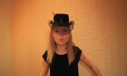 """Лермонтов М.Ю. """"Перчатка"""", читает Перминова Елизавета, 8 лет"""
