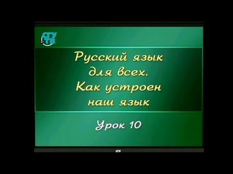 Русский язык для детей. Урок 1.10. Буквосочетания ЧН, ЧК, ЧТ