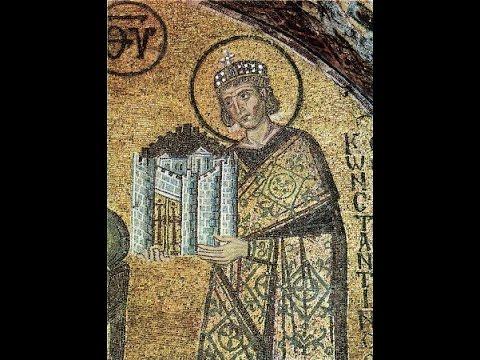 Римский император Константин Великий подаривший миру воскресение