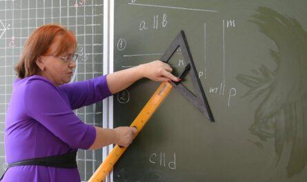 Математика 6 класс. Параллельные прямые.