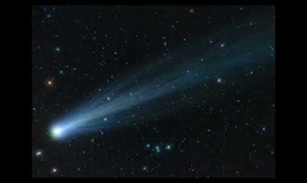 Кометы Солнечной системы.