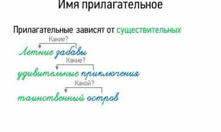 Имя прилагательное (5 класс, видеоурок-презентация)