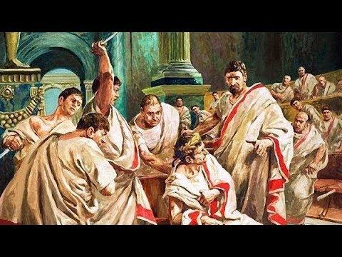 Что стало с сенаторами убившими Цезаря