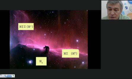 Рождение и эволюция звезд