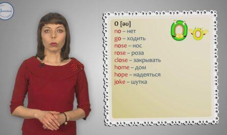 Английский язык. 2 класс. Чтение гласных в открытом слоге