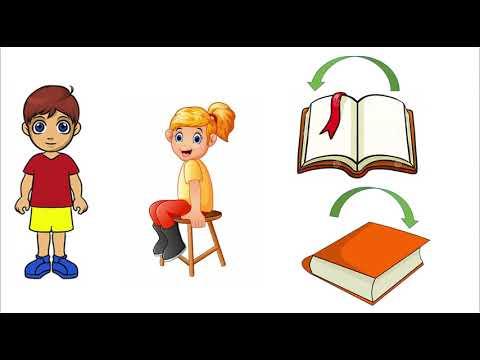 l - четверть , Английский 2 класс , Урок № 1