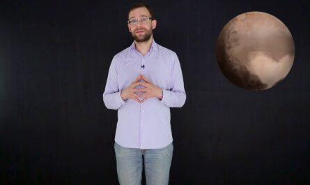 Строение солнечной системы. Естествознание - 1.4