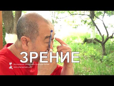 ЗРЕНИЕ – Точки для глаз – Му Юйчунь о здоровье глаза