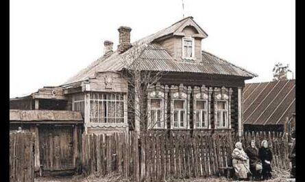 """Буктрейлер А. Солженицын """"Матрёнин двор"""""""