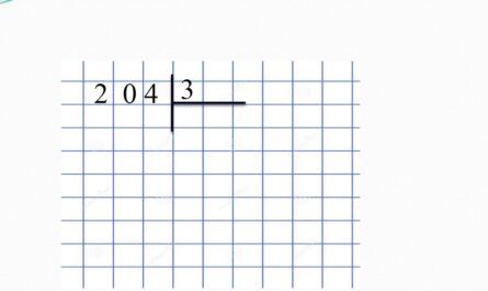 Деление на однозначное число 3 класс