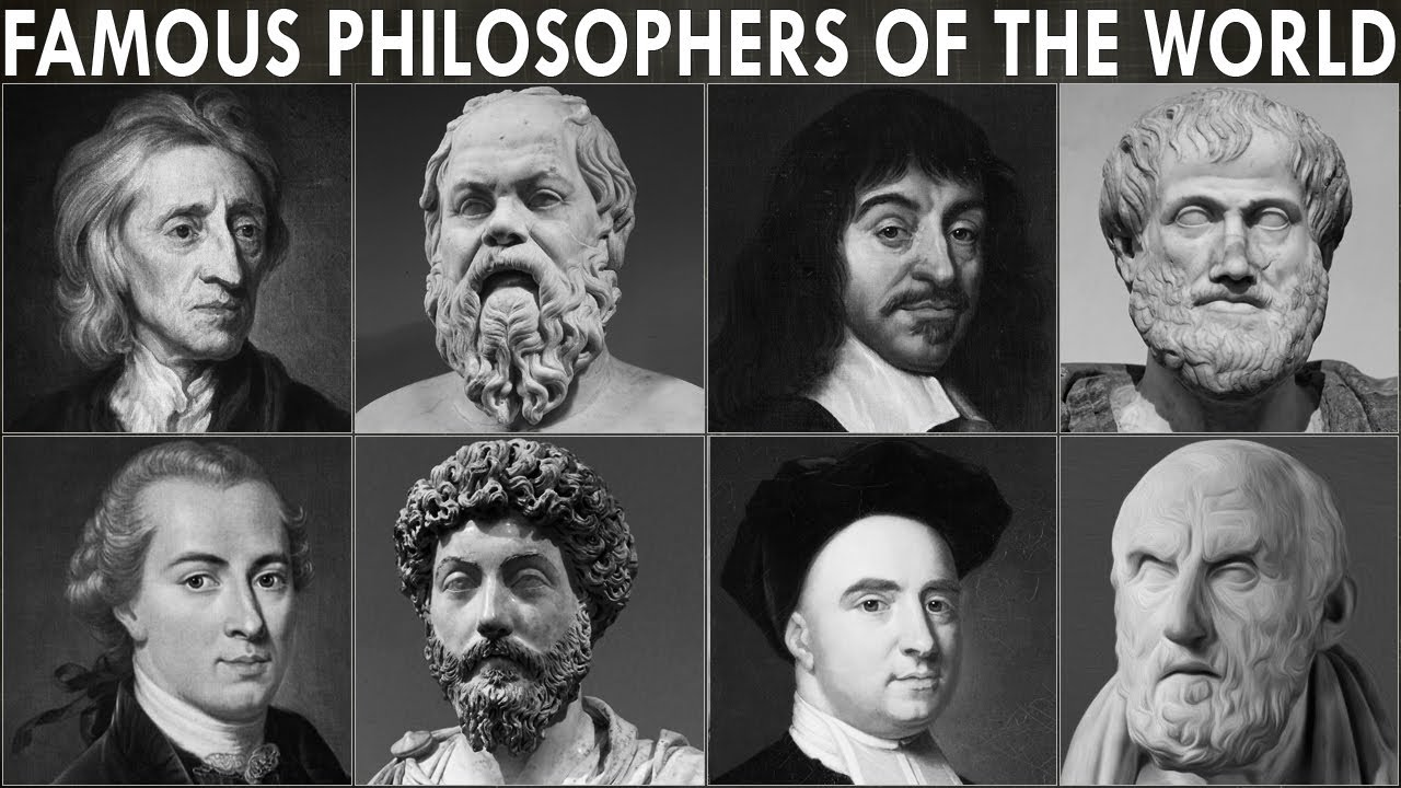 Famous Philosophers Of The World | Ancient Philosophers | Greek Philosophers | Top 10 World Trend