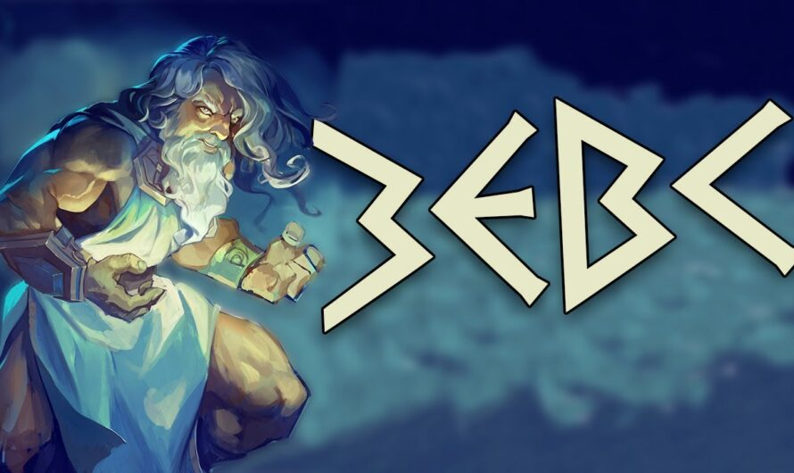 Греческая мифология: Зевс- владыка Олимпа