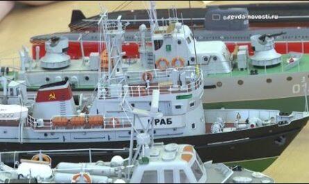 Первые судомоделисты России. Зачем в Ревде ребята строят корабли