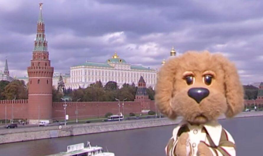 Кругосветное путешествие вместе с Хрюшей – Москва – География для детей