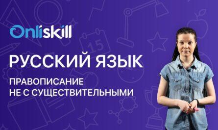 Русский язык 6 класс : Правописание не с существительными