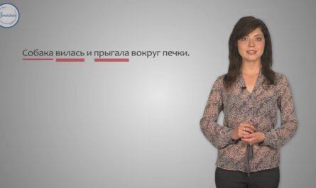 Русский 4 Односоставные предложения
