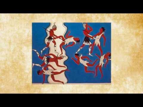 Древняя Греция: Ахейская Греция. История 5 класс