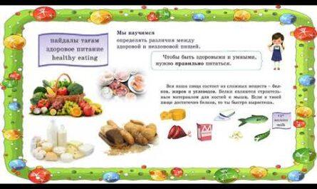 5 2 В здоровом теле – здоровый дух  Наше питание