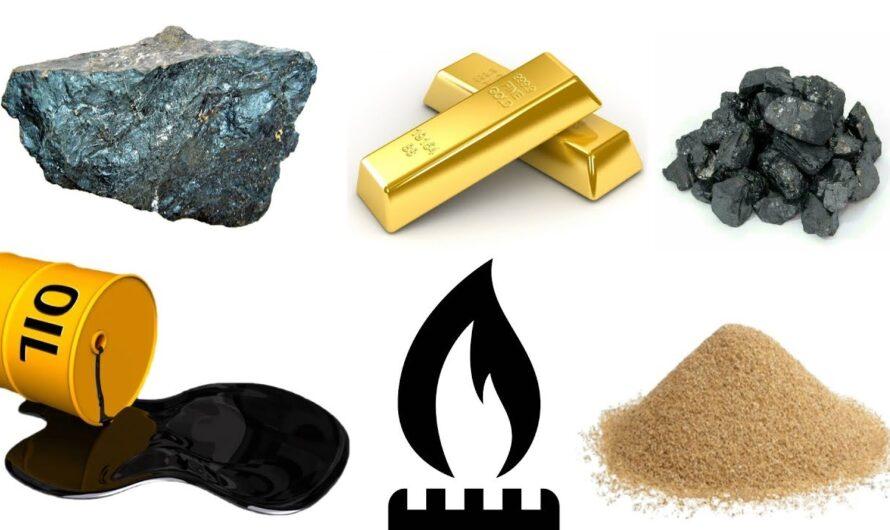 Полезные ископаемые. Познавательное видео для детей.