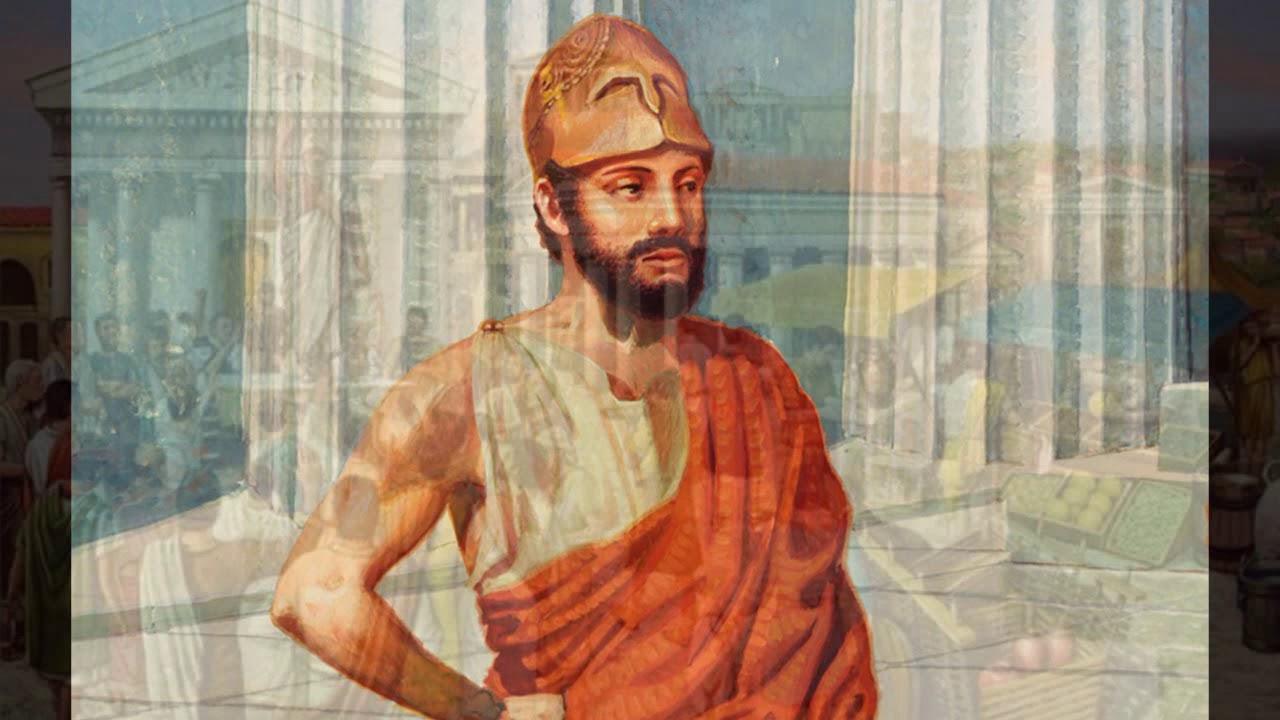 Афинская демократия при Перикле