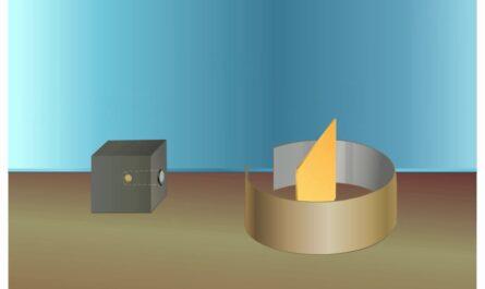Опыты Резерфорда. Планетарная модель атома